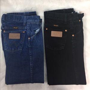 Wrangler Boys Jeans set of 2 jeans